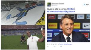 Inter, il web è impietoso! L'ironia dopo i cinque gol della Fiorentina