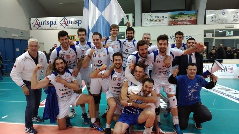 Volley: A2 Maschile, Play Out, Potenza Picena spedisce Alessano in B