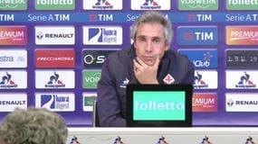Sousa infastidito dalla domanda del giornalista
