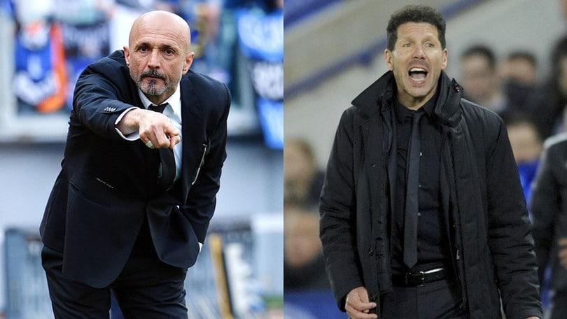 Inter, Spalletti o Simeone per il dopo Pioli
