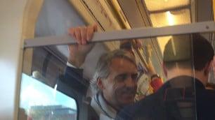FA Cup, Mancini in metro per vedere Arsenal-Manchester City