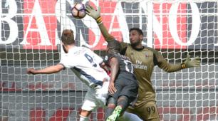 Inutile il gol di Lapadula: Milan-Empoli 1-2