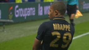 Mbappé avvisa la Juve: gol in Lione-Monaco