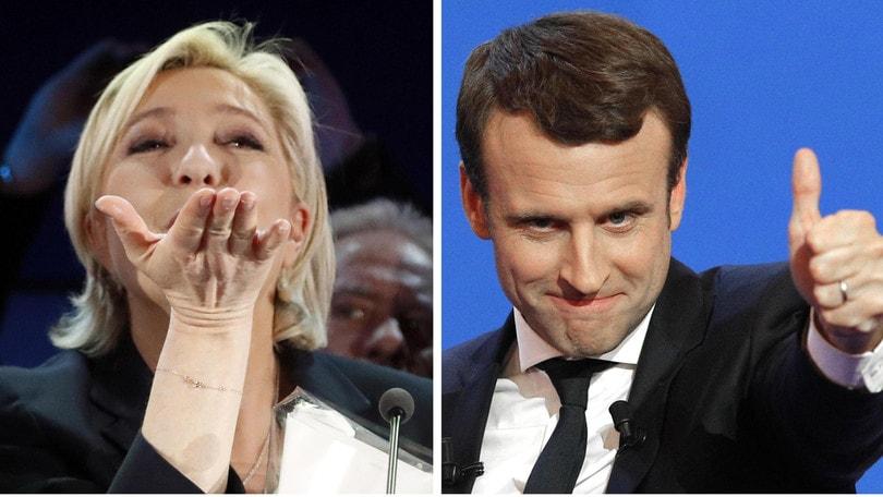 Elezioni Francia, Macron vince: sarà ballottaggio con Marine Le Pen