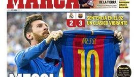 Il mondo celebra Messi: «E' un santo»