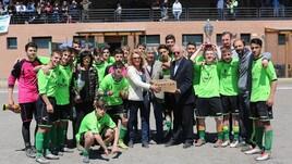 Finale Allievi: Spallanzani - Via Silvestri 3-0