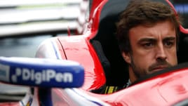 F1, Alonso: prova sedile per la Indy Car