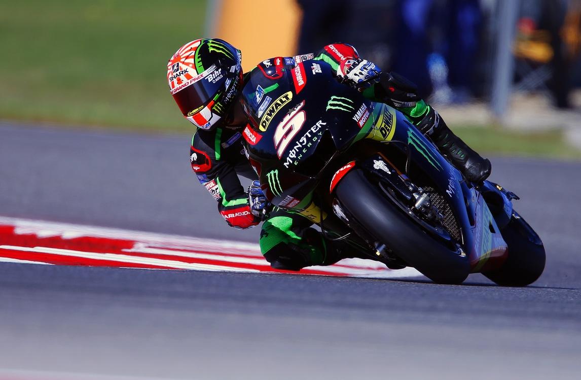 MotoGp Monster Yamaha Tech3, Zarco: «Fantastico lottare con Rossi» - Corriere dello Sport