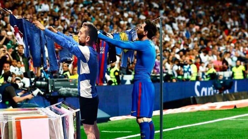 Papu Gomez prende in giro Messi: «Senza asciugatrice è dura»