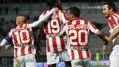 Serie B Vicenza-Novara 3-1. I biancorossi vincono in rimonta