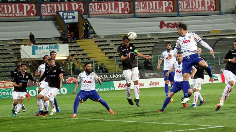 Lega Pro Parma-Sudtirol 0-1. Gliozzi gela il Tardini