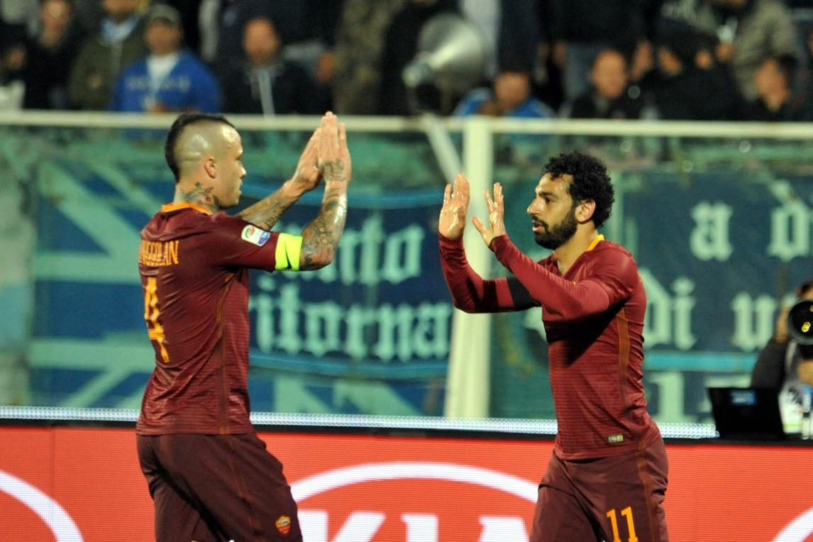 Pescara-Roma 1-4: Zeman condannato dalla sua ex squadra