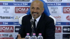 """Spalletti: """"Dzeko domenica segna e lo abbraccio"""""""