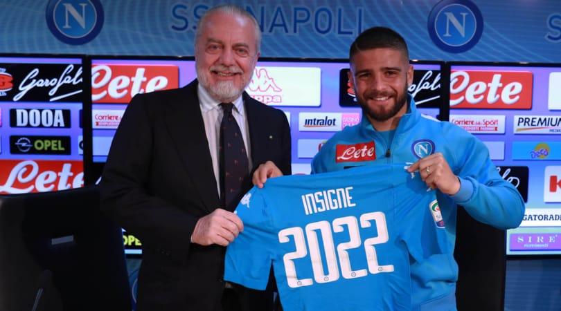 Calciomercato Insigne, l'agente: «Montella lo voleva al Milan»