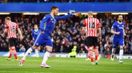 Premier League: Chelsea-Southampton 4-2, che partita a Stamford Bridge!