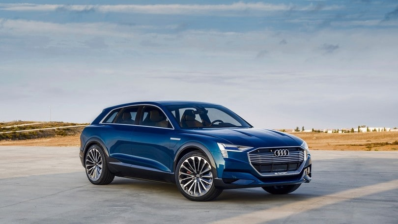 Audi, la prima elettrica arriverà in Norvegia nel 2018