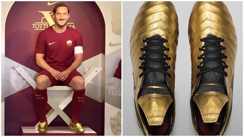 Nike presenta gli scarpini in edizione limitata 'Tiempo