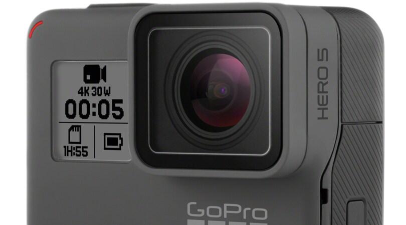"""Wind lancia GoPro: videocamere hi-tech per le riprese """"on board"""""""