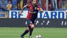 Serie A Genoa, Cataldi torna ad allenarsi con il gruppo