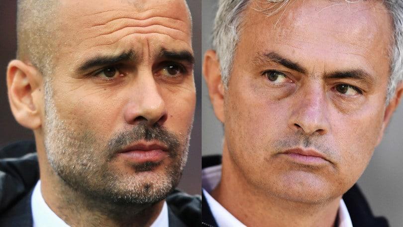 Premier, City-United: Mourinho da sorpasso a 4,10