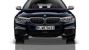 BMW M550d xDrive: foto
