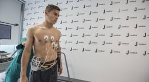 Juventus: tutti al JMedical per la visita annuale