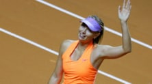 Tennis, Stoccarda: la Sharapova riparte dalla vittoria