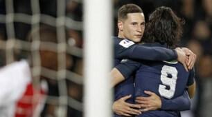 Coppa di Francia, Psg in finale: travolto il Monaco