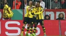 Coppa di Germania, Bayern Monaco-Borussia Dortmund 2-3: Dembélé show, Ancelotti eliminato