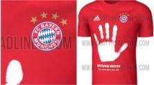 Bayern Monaco, ecco la maglia celebrativa per la Bundesliga