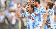 Serie B: Spal super, il primo posto vale 1,08