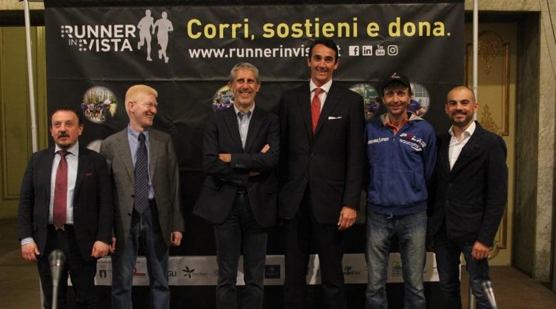 Runner in vista, al via la prima corsa di fundraising per l'Unione Italiana Ciechi e Ipovedenti