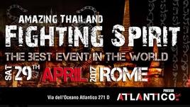 Muay Thai Wmo, sabato a Roma il campionato del mondo