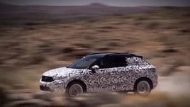 Volkswagen T-Roc, primo video del Suv compatto