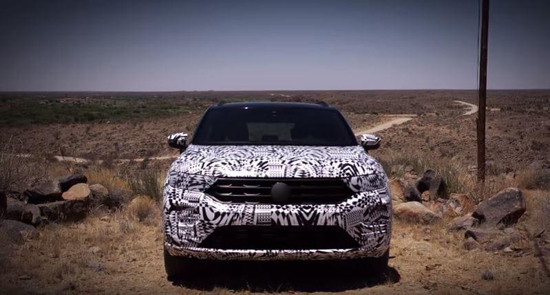 Volkswagen T-Roc, il Suv compatto si prepara al debutto