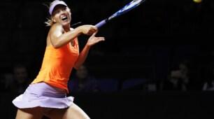 Tennis, Wta Stoccarda: Sharapova ai quarti