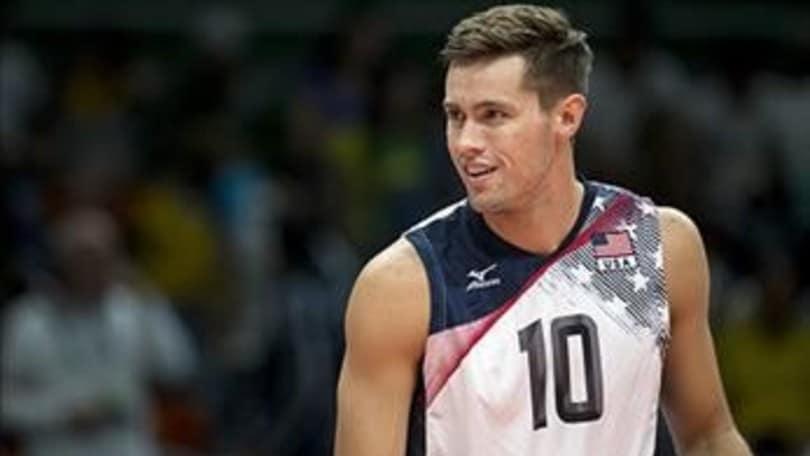 Volley: Superlega, Verona ingaggia lo statunitense Jaeschke