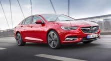 Opel Insignia:«Stile e tecnologia guidano col cuore»