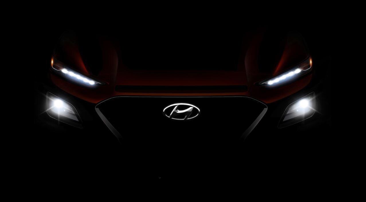 L'invasione dei Suv compatti: Hyundai anticipa Kona