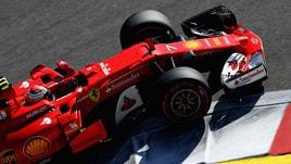 Gp Russia, Ferrari imprendibili nelle libere