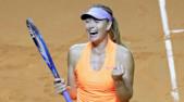 Sharapova non si ferma: in semifinale a Stoccarda