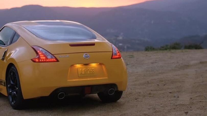 "Nissan 370Z Heritage Edition: splendida ""50enne"""