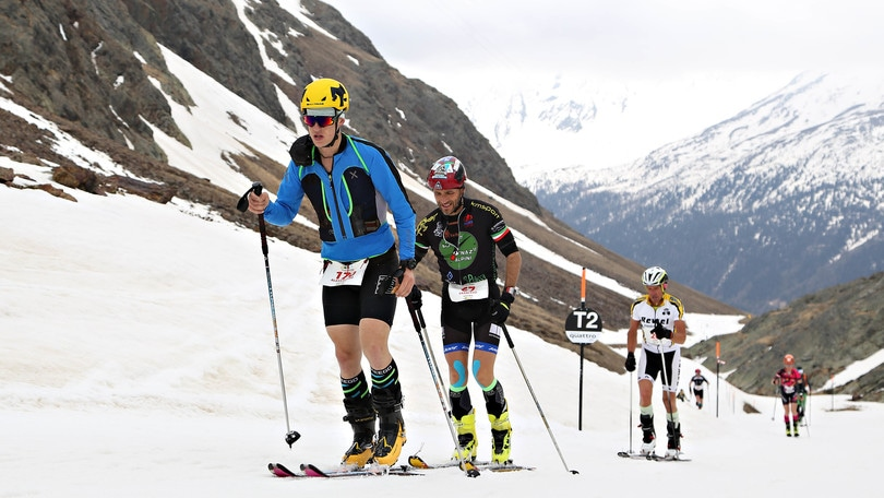 Ötzi Alpin Marathon: in Alto Adige il podismo si fa...primitivo