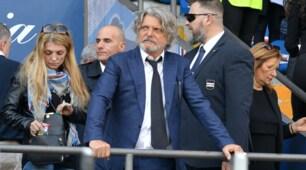 Sampdoria, Ferrero non lascia: resta presidente