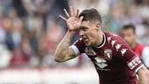 Torino, Belotti: «Non penso alla clausola e sogno la Champions»