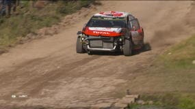 Rally Argentina, che botto Meeke!