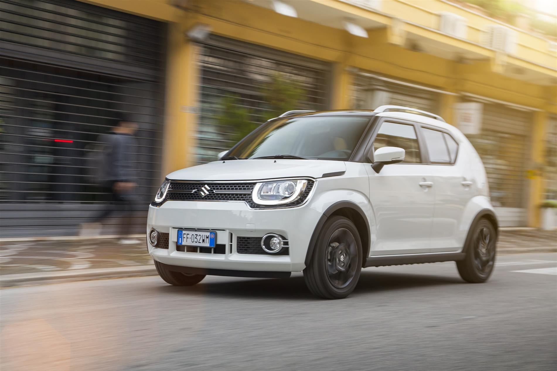 Suzuki Ignis Hybrid, divertimento compatto: la prova
