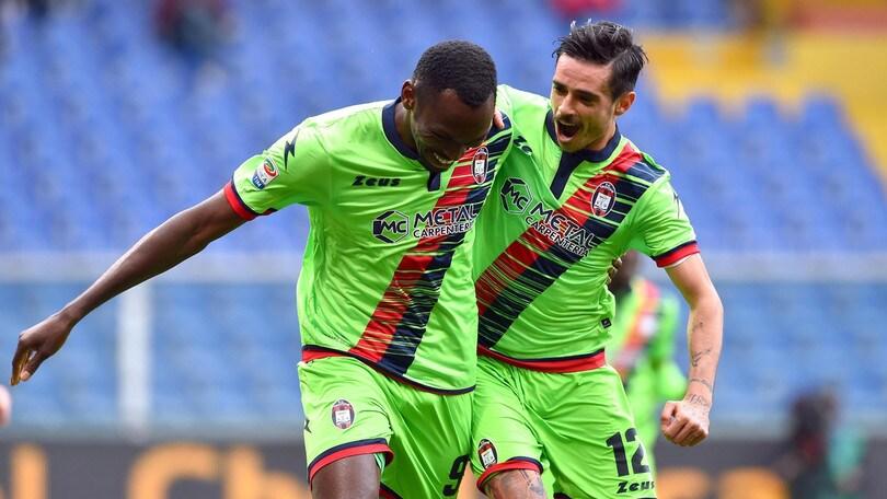 Serie A: Crotone, quote da impresa contro il Milan