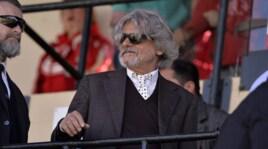 Serie B: Pro Vercelli-Perugia 0-1, in tribuna c'è anche Ferrero