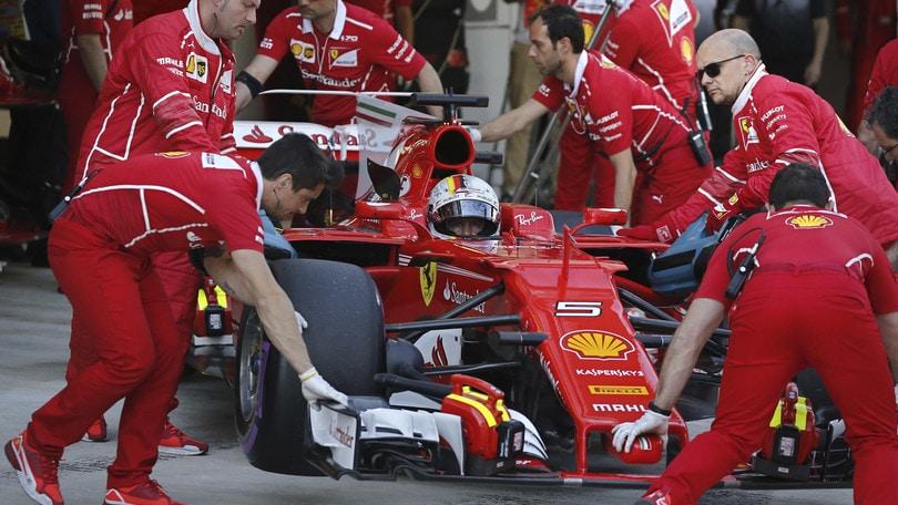F1, Gp Russia: Vettel fa il vuoto in lavagna, il trionfo a 1,45
